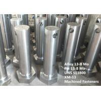 Cheap 13-8Mo Semi Product Special Alloys For Aerospace And Defense With Good Toughness for sale