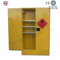 Cheap Flammable Storage CabinerWith Dual Vents For Dangerous Goods , 250L for sale