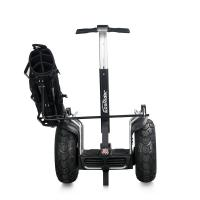 Cheap Off Road Self Balance Electric Scooter Big Wheel 4000w 45 Degrees Climb Capability for sale