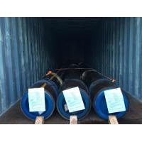 Cheap Hot Rolled Nickel Alloy Steel Seamless Pipes Material Number 1.0045 Standard S355JR for sale