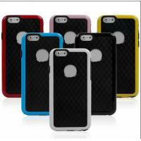 Cheap 4.7 Inch  Plastic Big Honeycomb Cover Case For Iphone 6 New Covers for sale