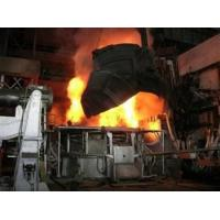 Cheap Alloy Steel Industrial Electric Furnace , Electric Iron Furnace With High Current Conductor System for sale