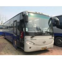 Cheap 12m Length Promotion Used Bus Higer Bus KLQ6126 With 67Seats LHD 3+2layouts for sale
