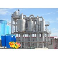 Cheap Beverage Extracting Sus304 1500t/D Citrus Processing Line for sale