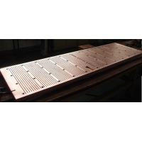 Cheap Wear Resistance Copper Mould Plate For Continuous Casting Machine with ISO Certification for sale