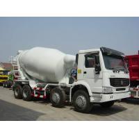 Cheap Howo Mixer Truck 12 wheel for sale