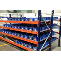 Cheap Heavy Duty Carton Flow Rack / Pallet Live Racking For Warehouse Storage for sale