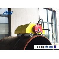 Cheap Cold Pipe Cutting And Beveling Machine Adjustable Cutting Speed Travel Cutter for sale