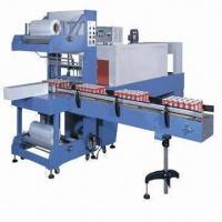 Cheap ST6030A + SM6040 Automatic Sleeve Shrinking Machine/Shrink Tunnel for sale