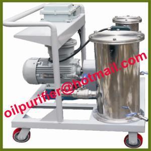 Cheap Small Oil Filter Machine, Portable Oil Purifier, Mini Oil Filtration,remove impurity,particulates,sediments waste oil for sale