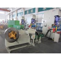 Cheap Nc Straightener Feeder Forming Metal Machine / Precision Leveling Machine for sale