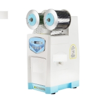 Cheap high quality auto sealing machine with safe door for sale
