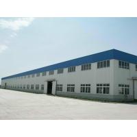 Cheap modular warehouse building prefabricated light steel structure for sale
