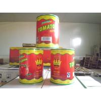 Cheap hot sale!!!canned tomato paste/sauce tomato puree with brix 28-30% made in China for sale