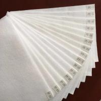 Buy cheap polyester 1 micron felt ,polyproplyene micron felt for liquid filtration from wholesalers