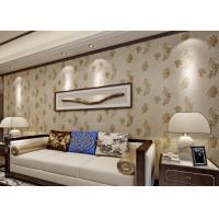 Cheap Bronzing Modern Removable Wallpaper with Pottery Natural Crack for sale