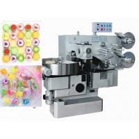 Cheap High Speed Automatic Button Candy Packing Machine 2030*1250*1810mm for sale