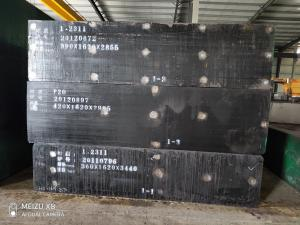 Cheap Plastic Prehardened Mould Steel 1.2311 P20 3Cr2Mo Alloy Steel Block For Metal Extrusion Die for sale
