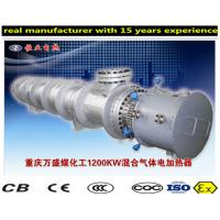 Cheap Flange And Circulation Heater Boiler , Horizontal Explosion Proof Heater for sale