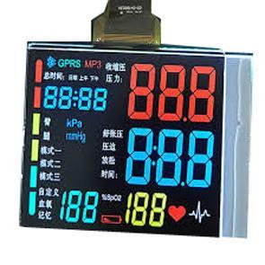 Quality 7-Segment LCD display Custom size LCD graphic matrix character segment lcd wholesale