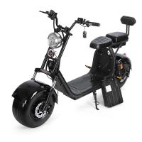 Cheap Citycoco 2000w Segway 2 Wheel Electric Scooter 80km Removable Double Lithium Battery for sale