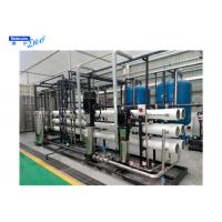 Cheap CE Passed Reverse Osmosis Water Treatment Plant for Chemical Processing for sale