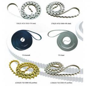 Cheap Rieter carding machine C60, C70 flat top belt, Lakshmi LC333, LC363 carding machine flat top belt, textile machine belt for sale