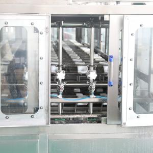 Cheap Automatic 150BPH 18.9L Bottling Hot Filling Machine High Precision for sale