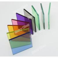 Cheap Colored Laminated Glass for sale