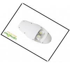 Cheap Single Chip 100v, 110v, 240v AC 50hz - 60hz Cobra Head Led Street Light, gas station Lamp for sale