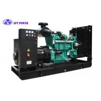 Buy cheap 120 KVA Open Type Electeical Power of Diesel Generator / Diesel Standby Generator Equipped With Cummins Engine from wholesalers