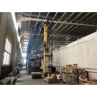 Cheap Flexible High Density Asrs Automated Storage Retrieval System For Warehouse for sale