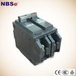 Cheap NBSe TQL 2P 60A Plug Fuse Circuit Breaker 10kA 50/60Hz For Household / Automotive for sale