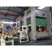 Cheap High Speed Unwinding Machine , Metal Straightening Machine For Coil for sale