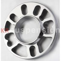 Cheap Forged Silver CNC Machining Car Wheel Spacers , Aluminum Wheel Adapters for sale