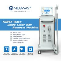 Cheap 2018 Professional Beauty Machine Factory 808nm Diode Laser NO Scar Hair Removal America CE Approved for sale