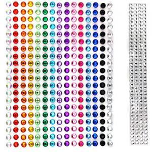 Cheap Rhinestone Sticker Stheet/Crystal Sticker/Diamond Sticker design for sale