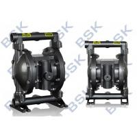 Quality Food Industry Air Driven Double Diaphragm Pump Convenient Installation wholesale