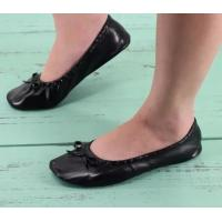 Cheap Where to Buy Ballerina Shoes, Quilted Ballet Flats, Discount Ballroom Dance Shoes for sale