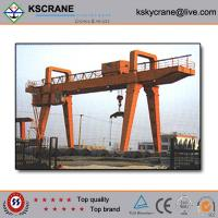 Cheap High Working Efficiency Rubber Tyred Container Gantry Crane for sale