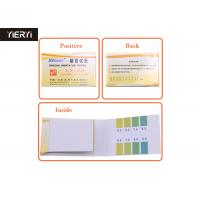 PH 5.5-9.0 Universal Ph Indicator Paper , Ph Tester Strips For Home