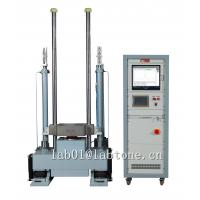 Buy cheap IEC-68-2-27 Shock Test System With 50kg Load Perform Half-sine 50g 11ms, 100g from wholesalers