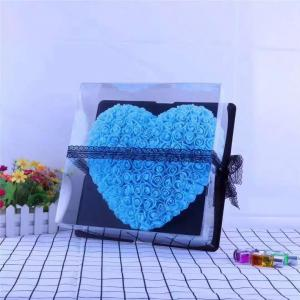 Cheap Wholesale Huge Foam Roses Hearts For Wedding Decoration love gift for sale