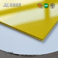 Cheap Static Free Plastic Sheet , 16mm Acrylic Sheet With PE Film Wrapping Packing for sale