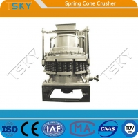 Cheap PYDT1200 Spring Cone Crusher High Efficiency Stone Crushing Machine for sale