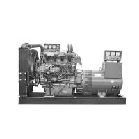 China 60kw Open Type Brushless standby Diesel Generator for Voltage Regulating Emergency Power Supply on sale
