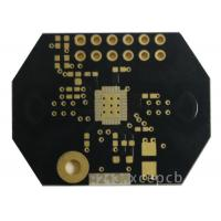 Cheap Immersion Gold Multilayer PCB Circuit Board Micro Via Holes Battery Protection Circuit for sale