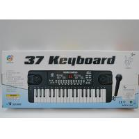Cheap 37 Keys Electronic Keyboard Piano And Microphone Toy For Kids Lightweight for sale