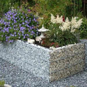 Cheap Hot Dipped Devoran Garden Gabions , Weld Mesh Panels Sample Available for sale