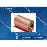 Buy cheap 35um Single Shiny FCCL / PCB Electrolytic Copper Shielding Foil For Pcb Printed Circuit Board from wholesalers